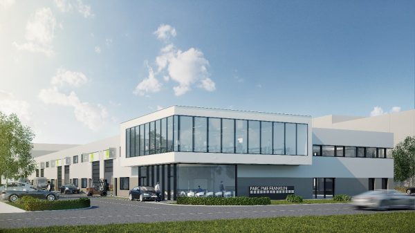 Franklin : un nouveau parc d'activités pour PME à Wavre
