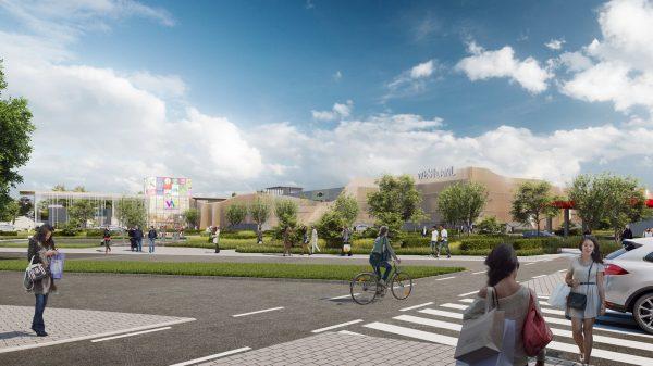 Nouveau départ pour le Westland Shopping Center à Anderlecht
